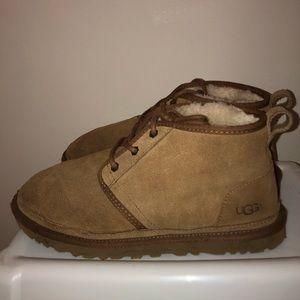 Men's Tan Ugg boots